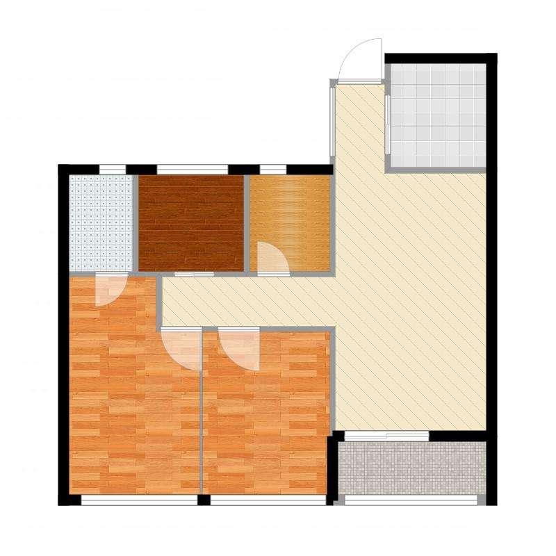 四季華庭入住率最高的戶型,3房2廳2衛,滿2年。價格實惠