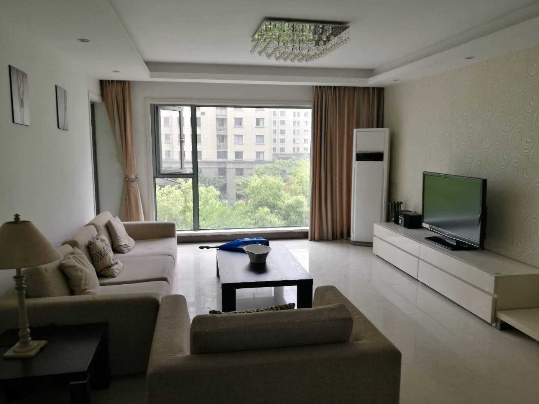 新白马公寓,原户型自住精装4房2卫,恒隆广场边上,国悦府北面