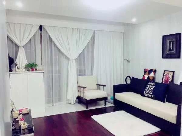 人民广场旁、恒隆广场双地铁全新精装修单身公寓诚售!