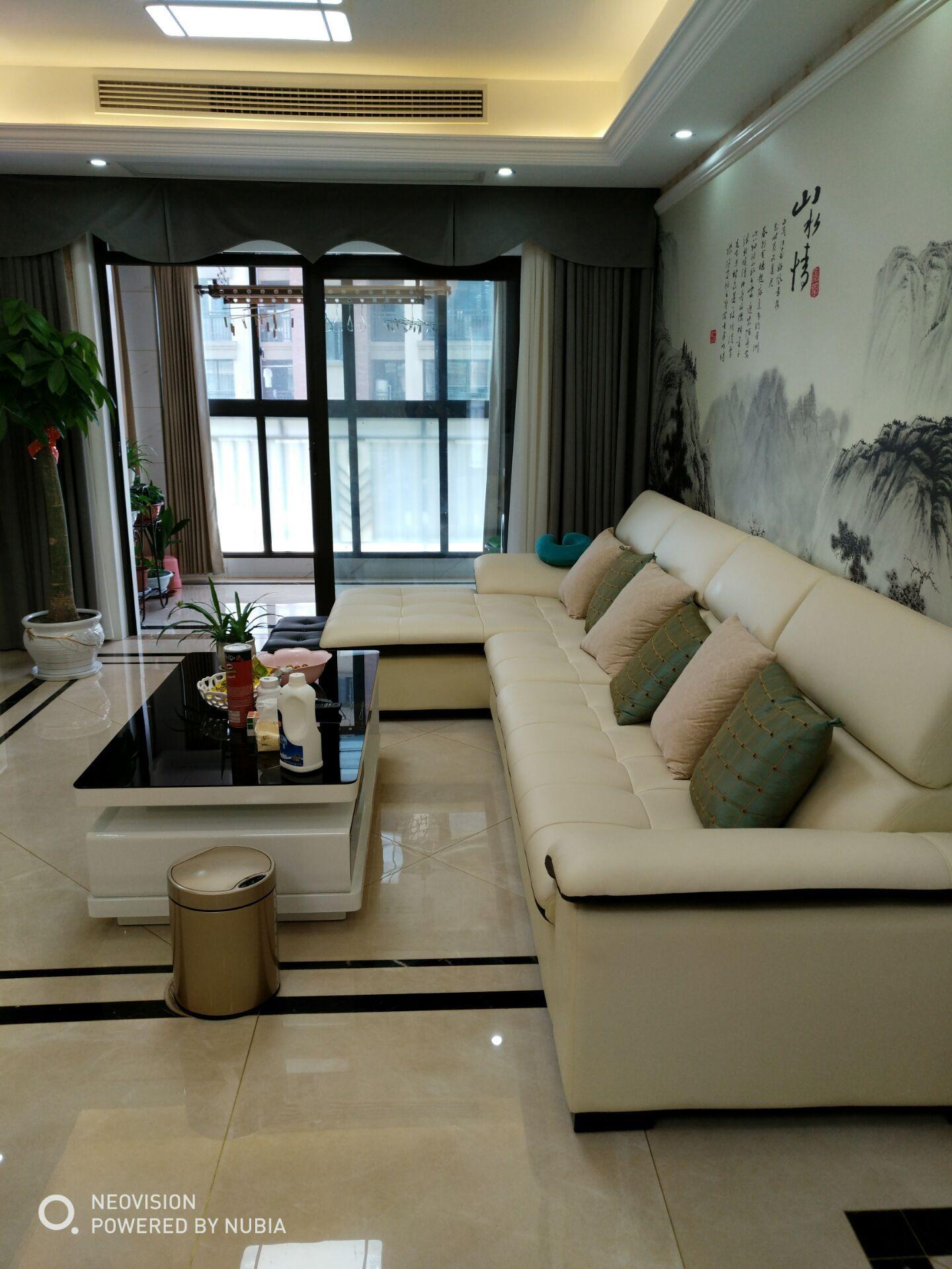 臨浦清和園精裝修3房2廳2衛,139方只賣215萬