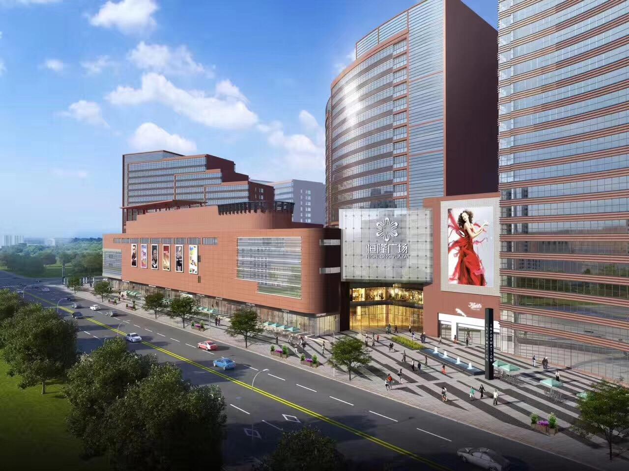 出售:恒隆广场写字楼135方,总价才200万,办公精装修