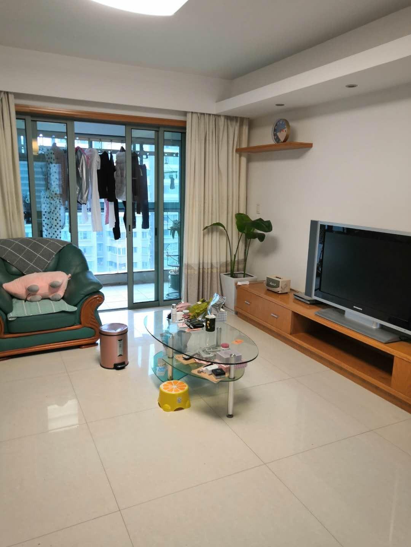 新白马公寓精装修116方二室二厅二卫边套拎包住