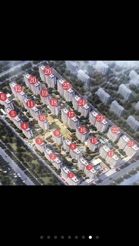 义乌 众安宝龙 蒲荷花苑 一手房便宜出售,89方只卖163万