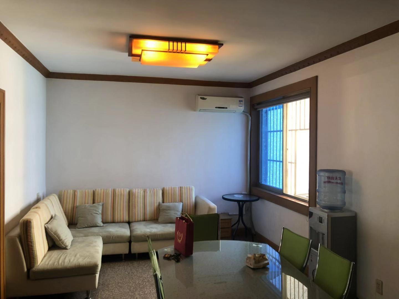 北干二苑  刚需学区房 3房标准户型 本色装修