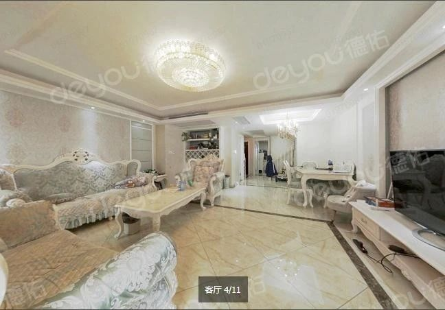 樓層好,格局好,采光好,視野開闊房屋精裝修,贈送100.00㎡面積