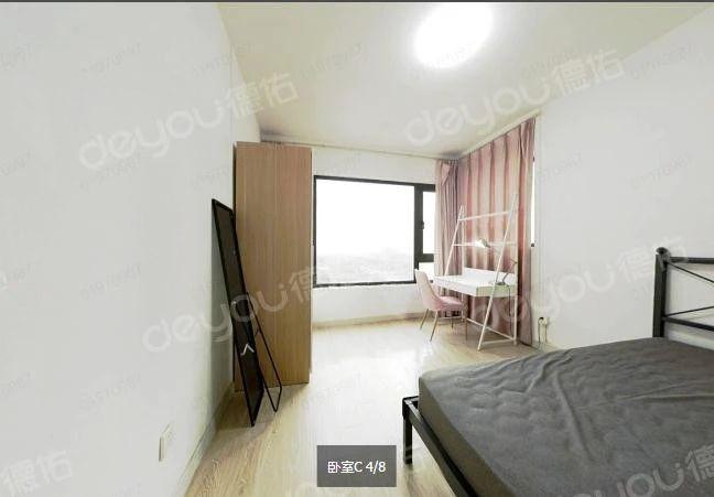此房是小区少有89方边套,满二年,业主诚心出售