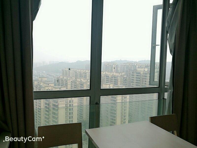通惠路与萧绍路交叉口泰富广场单身公寓