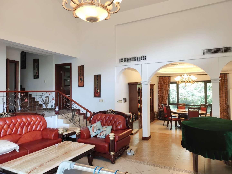 湘湖邊獨立別墅,3畝地的花園,5房2書房,不一樣的格局不一樣的選擇
