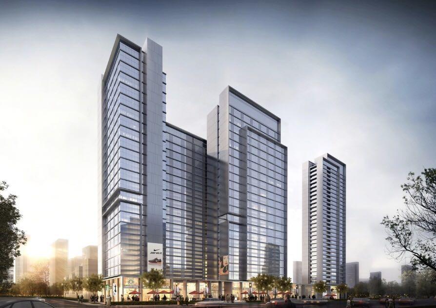 萧山奥体核心板块  融创开发精装修  小面积公寓