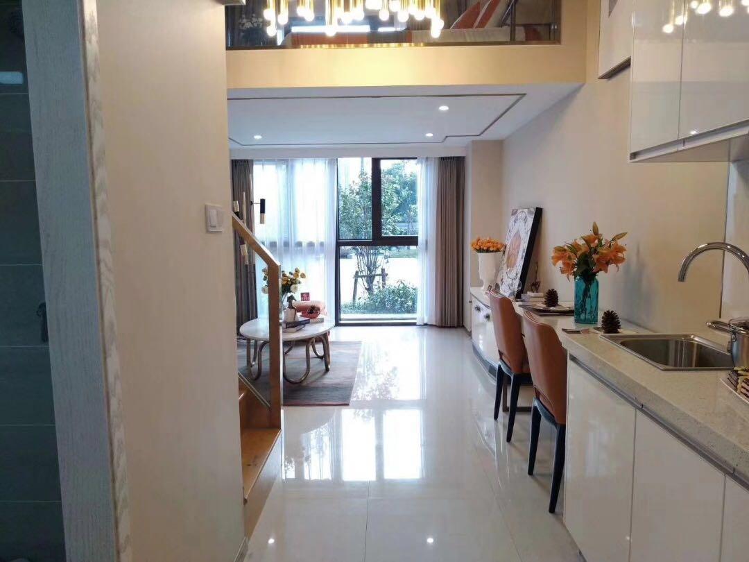 萧山火车南站  精装修公寓  层高4.5米