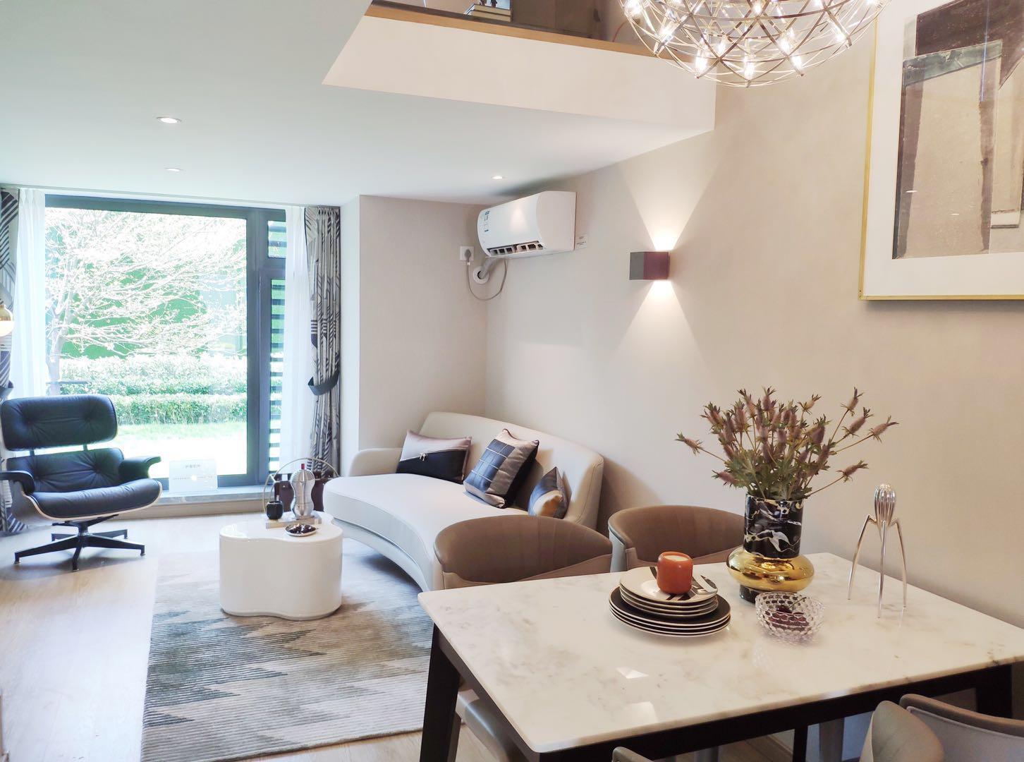 萧山科技城 融创品质 35-55方 均价2W起的LOFT公寓