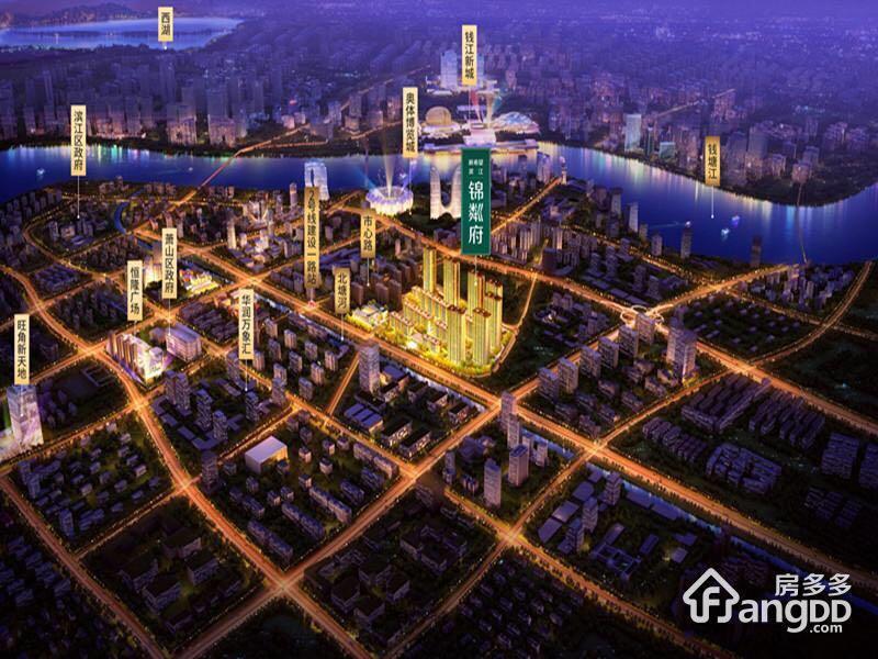 市北板块 滨江集团专业打造高品质住宅 均价30903元/平