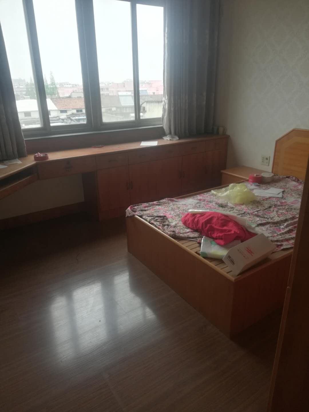 临浦戴家桥公寓,精装修97方送97方阁楼、露台出售,无增值税,送自行车库