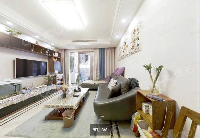 地铁2号线口开元广场、自带大型综合体、自住装修诚心出售