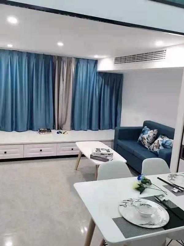 萧山 高档公寓 港汇中心 网红聚集地 看房方便