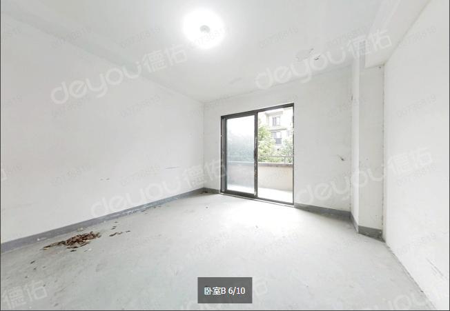 钱江世纪城板块 全明户型  稀缺毛坯 东边套122方 房东诚售330W
