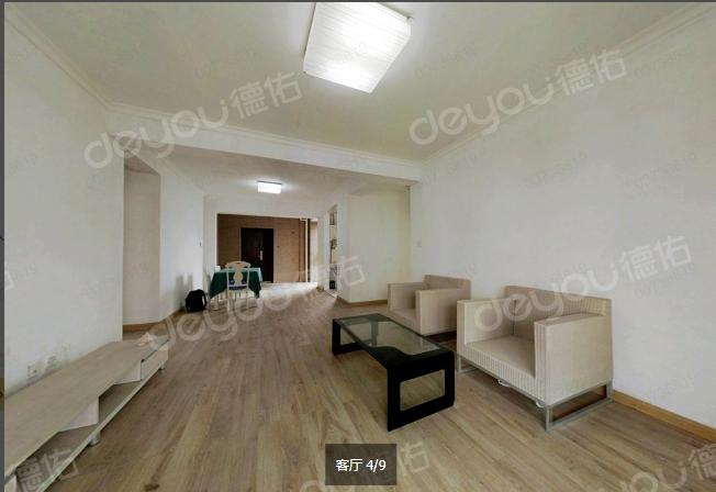 奥体板块 全明户型 中间楼层 普装东边套131方 诚售价285W