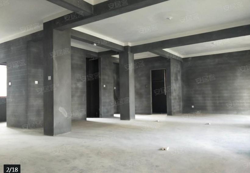 钱江蓝湾 毛坯235万包 税 南北通透 多层电梯花园洋房