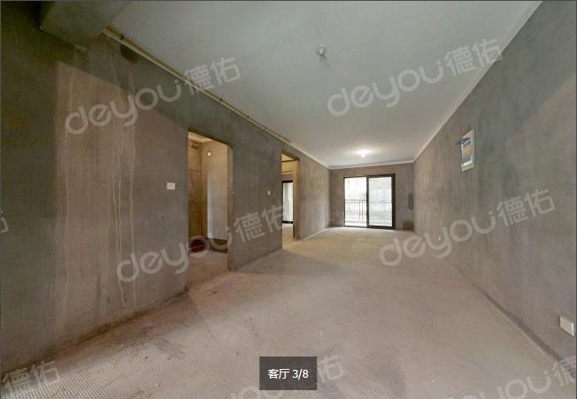 亚运会场馆边 瓜沥核心位置 全明户型 双阳台 毛坯89方 诚售187W