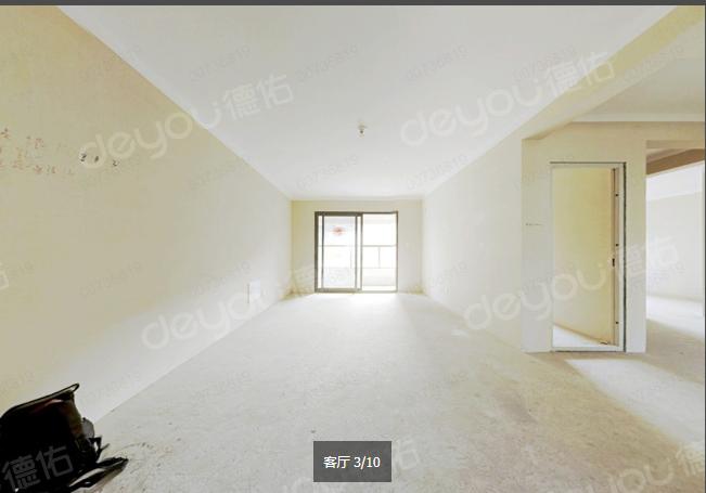 湘湖地铁口 毛坯四房 户型方正 130方诚售435W