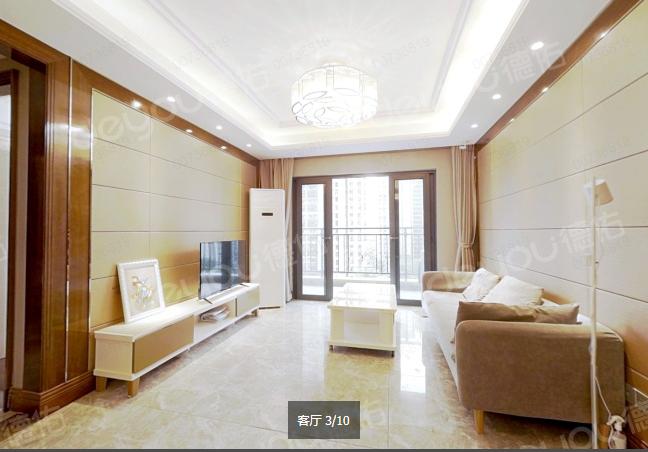 房龄新 中间套 小区品质高 楼间距大 全屋地暖 精装90方 诚售305W