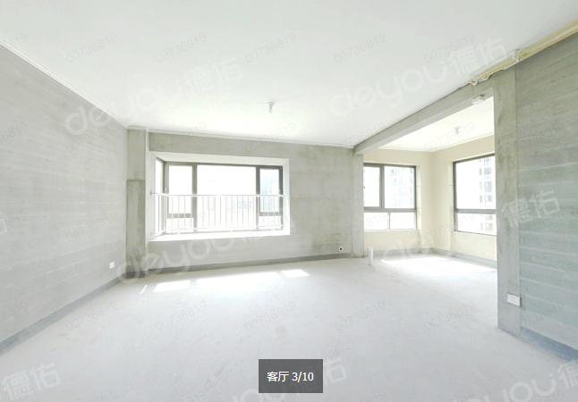 新街地铁口 西边套 全明户型 稀缺毛坯 凤凰楼层 101方 诚售250W