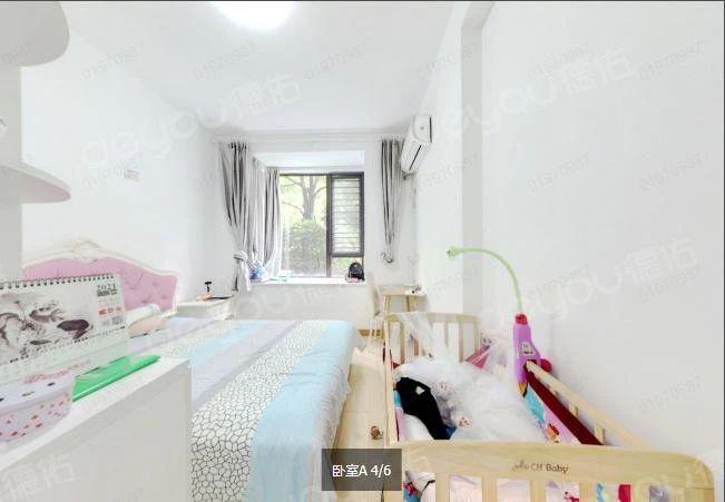 自住精装修 两居室 采光好 视野好 人车分流